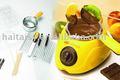 el fabricante de chocolate del molde
