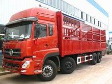 340hp 8*4 cargo van, heavy truck,used heavy duty trucks for sale