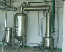 Milk Single Effect Evaporator