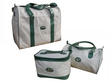 100% polyester promotional set bags