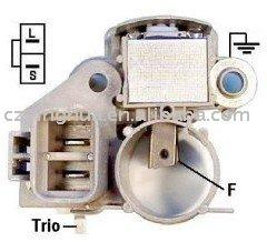 Mitsubishi Automotive regulador de voltaje im217hd, Para uso en : nissan, Dodge spirit