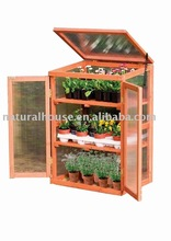Item WGH-760 Wooden Flower House