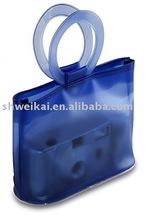fashion PVC bag, handbag, ladies' purse