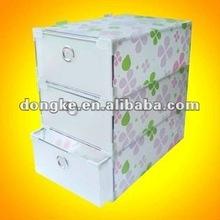 2012 new fashion drawer box, colorful choice
