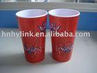beer plastic cup