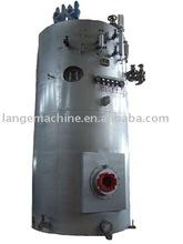 Marine steam boiler