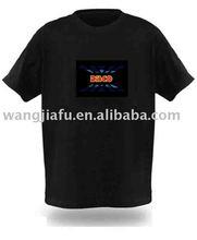Black El t shirt