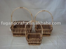 willow picnic baskets