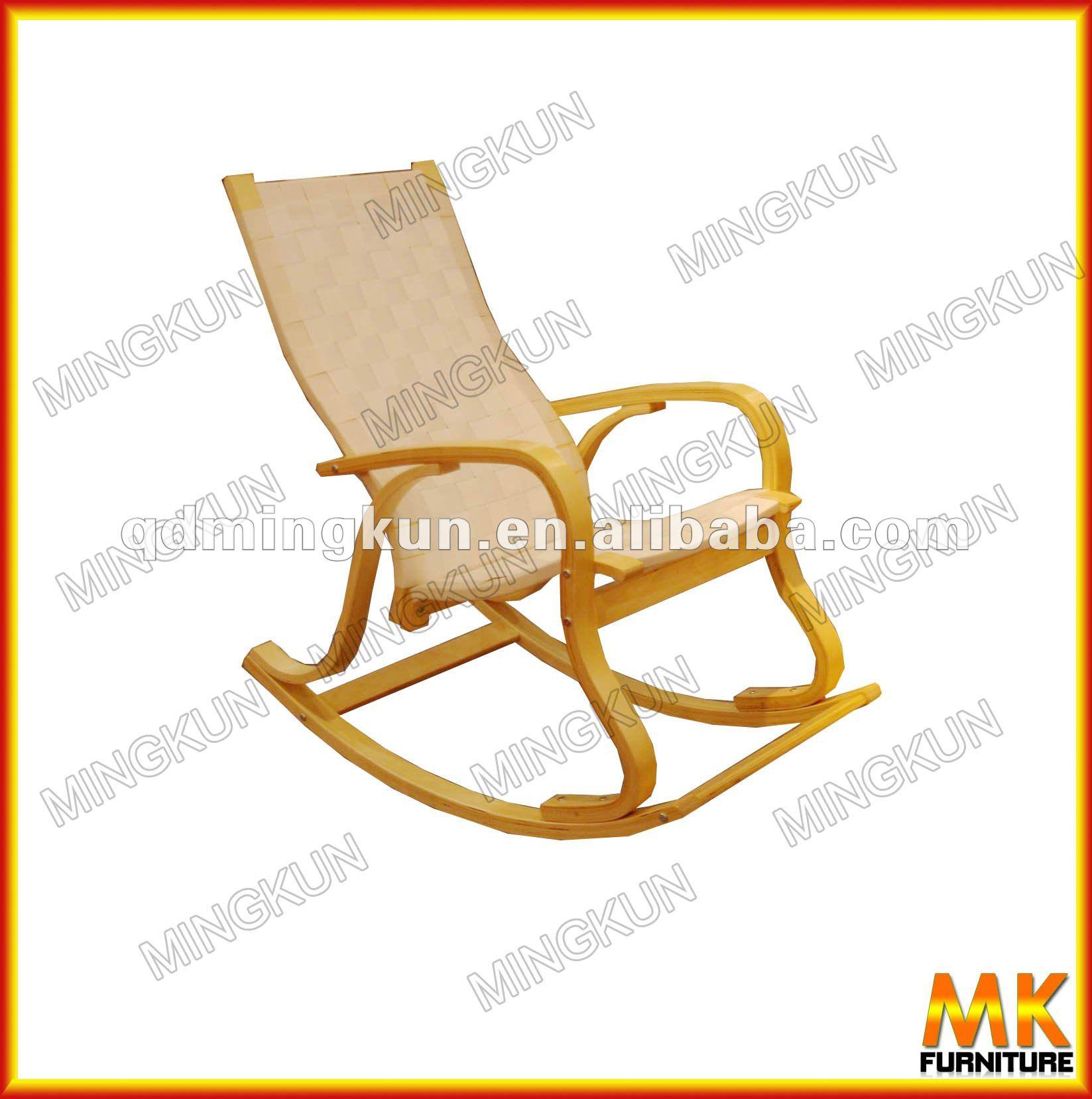 Madeira cadeira de balanço Cadeiras de madeira ID do produto  #C1A60A 1647x1657