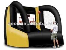 2012 Smart inflatable Basketball One on One/inflatable sport games for sale