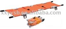 (four fold) Aluminum Alloy Foldaway Stretcher