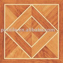 "12""x12"" Wood Looking PVC Floor Tile For Sitting Room"