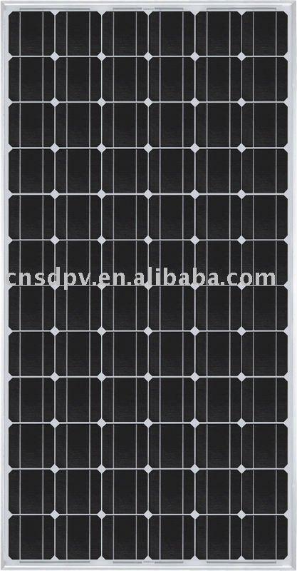 195W Monocrystalline Solar Panel