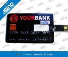 Credit Card USB Flash Drive