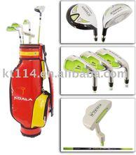 2014 hot sale! New Arrival brand kid golf club set