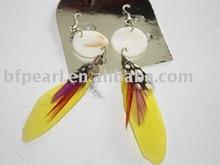 wholesale 20*76MM shell eardrop