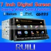 2011 hot sell car dvd player with GPS and Radio