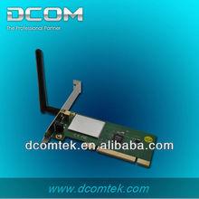 802.11b/g 54M Wireless PCI Adapter