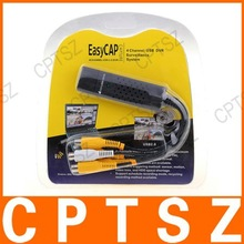 4 CHANNEL USB DVR Video Audio Capture Adapter Easy cap