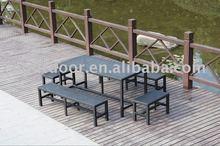 rattan dining furniture or dining set