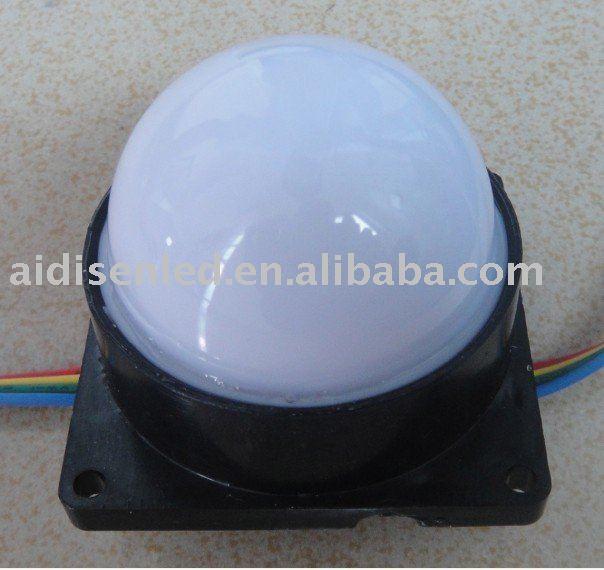 Outdoor Decorative High Brightness LED dot light (intelligent RGB)