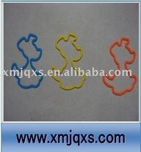 Popular animal shape finger bandz with OEM shape for kids