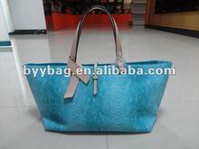 Fashion Korean Hobo Celebrity PU Leather Handbags 2012