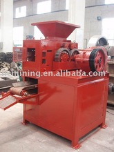 Energy efficient coal briquette making machine