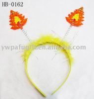 christmas hair accessories headband