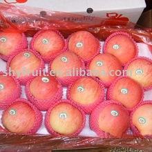 Chinese sweet fresh fuji apple