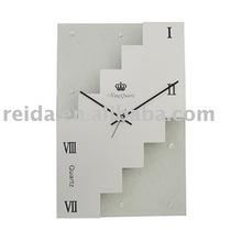 Fashion Glass Wall Clock RDG001,Wall Clock,Glass Wall Clock,Quartz Clock,REIDA Clock