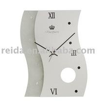 Glass Wall Clock RDG002,Wall Clock,Glass Clock,Glass Wall Clock,Fashion Wall Clock,Quartz Clock,REIDA Clock