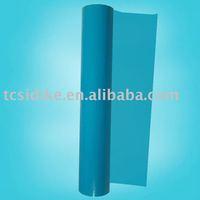 Blue film double sided tape(transparent PET)