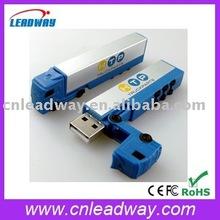 Logo printing toy truck 2G usb flash drive