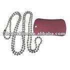 metal dog tag
