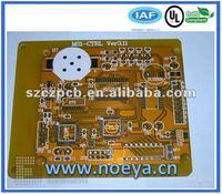 PCB board for microcontroller