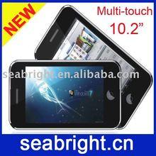 touch umpc 10.2 inch Intel N450