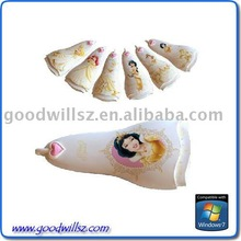 hotsale gift usb snow white usb