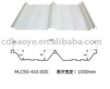 Tile, V-820 Roofing Sheet(corrugated steel sheet)