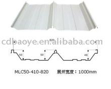 Tile, V-820 Roofing Sheet(corrugated steel sheet)