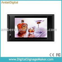 10 inch digital portable signage