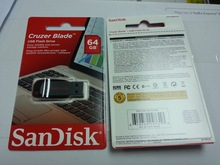 Sandisk USB Flash Drive CZ50 64GB