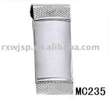 men's gift 316L stainless steel starliner money clip