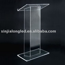 Acrylic Podium Pulpit Lectern Custom Made Acrylic Podium Clear Perspex Pulpit Wholesale