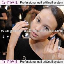 Modern poster nail art product