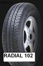 Passenger car tyre EU-label and DOT approved