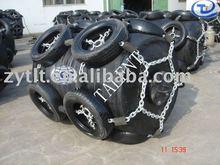 TLT-P floating type rubber fender ( marine dock fender )