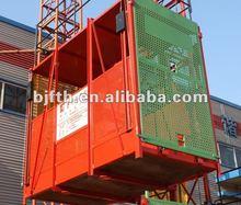 cargo lifter/material hoist 80m height