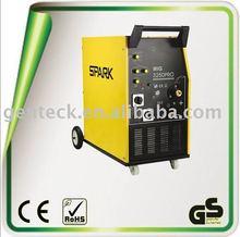 Soudeuse industrielle 210 Amps-3PH, 380V de transformateur de MIG/MAG