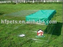 Wholesale Outdoor Metal Rabbit Cage/Rabbit Hutch